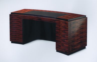 macassar ebony executive desk