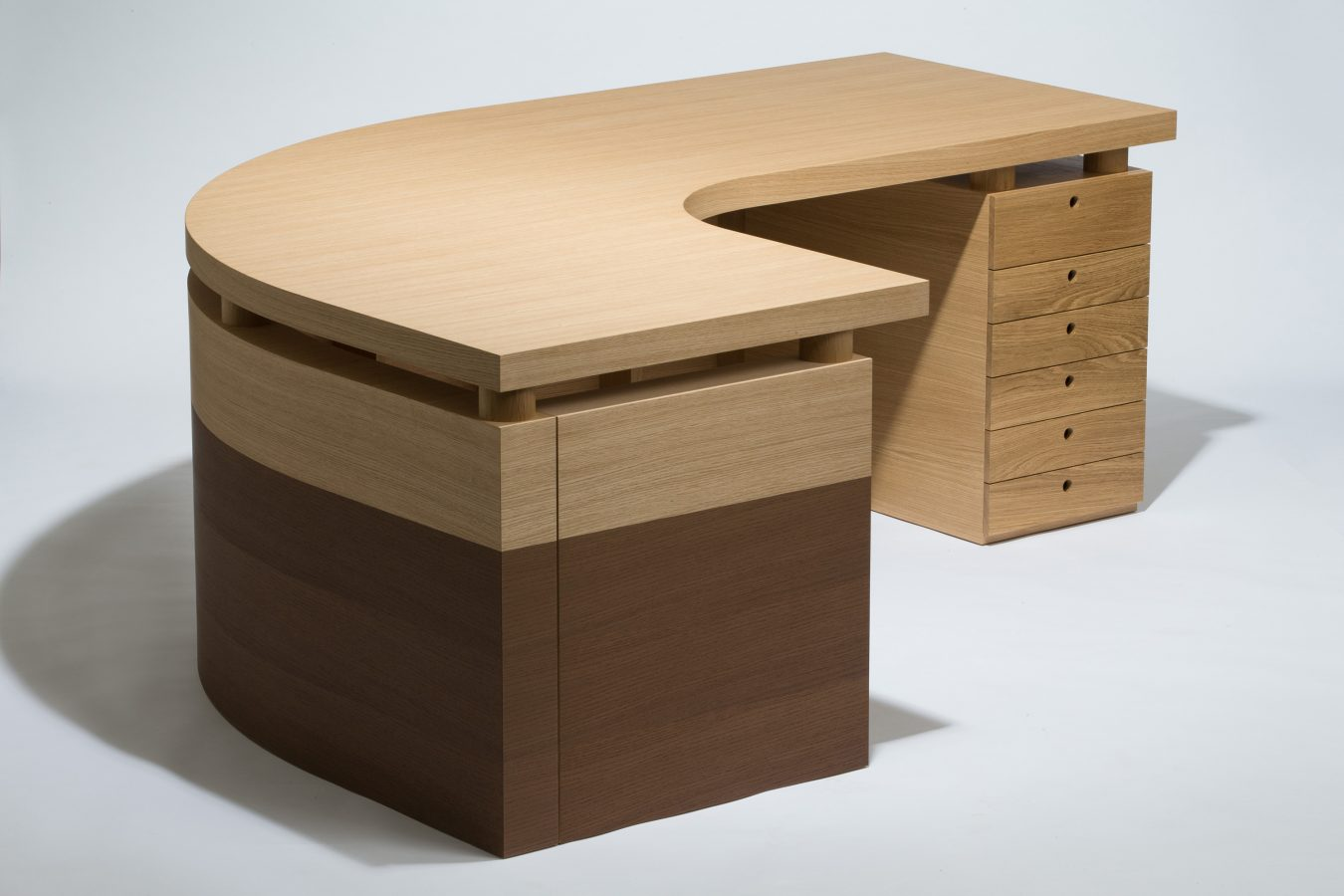 oak executive desk 2
