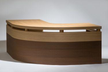 oak executive desk 1