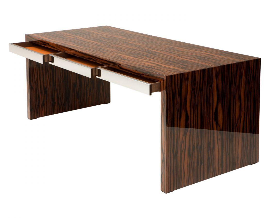 macassar ebony desk