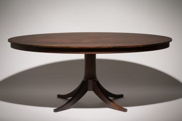 rosewood dining table