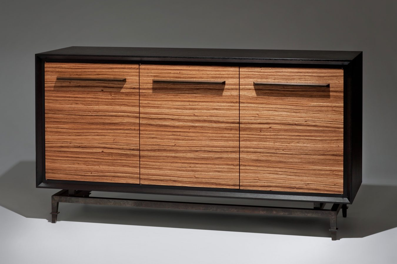 dark oak cabinet